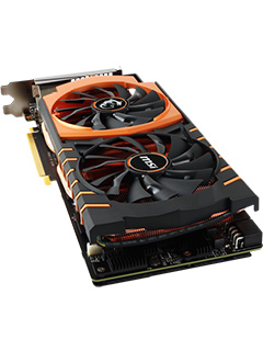 Yet another GeForce GTX 980 Ti from MSI, this time in Gold