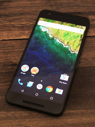 A quick look at the Huawei Nexus 6P