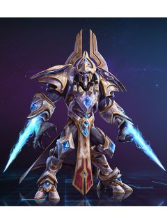 First looks: Unlocking Artanis in Heroes of the Storm