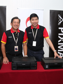 Canon unveils three new PIXMA G series inkjet printers