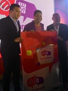 Cherry Mobile partners with Globe Telecom to bring Cherry Prepaid