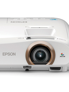 Epson launches affordable EH-TW5350 Full HD home projector