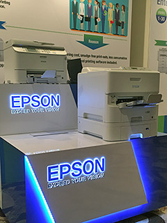 Epson introduces fast and durable inkjet printers WorkForce Pro WF-5111, WF-5621, and WF-6091
