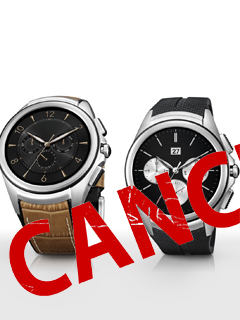LG cancels launch of LG Watch Urbane 2nd Edition LTE