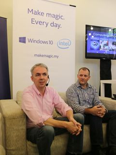 Intel and Microsoft Malaysia join forces to inspire Malaysians to make magic