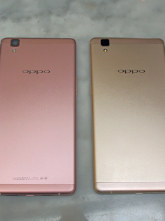 Hands-on: Oppo R7s
