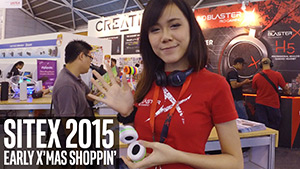 Sitex 2015: Christmas shopping starts now!