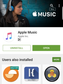 Apple Music arrives on Android, available as beta version on the Play Store