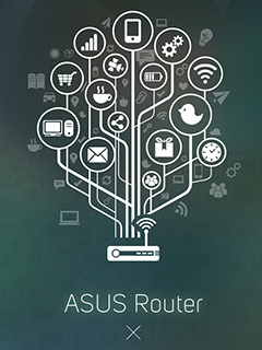 ASUS mobile apps allow you manage your router and connected devices from phone
