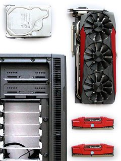 Building your own power packed gaming PC