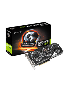 Gigabyte expands its Xtreme Gaming series with five new cards