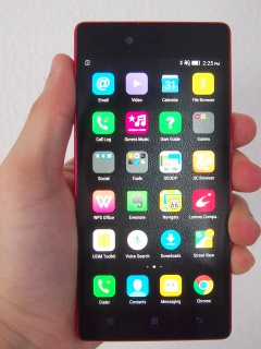 Lenovo Vibe Shot: The smartphone that wants to be a compact camera