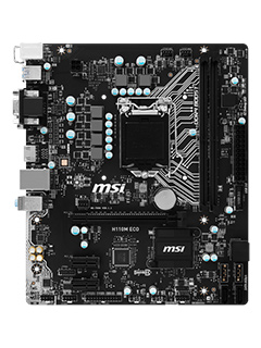 MSI balances power savings and performance in new Intel 100 series Eco motherboards