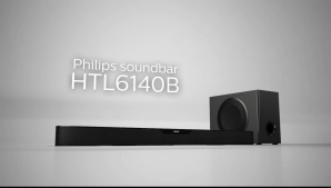 Meet the Philips HTL6145C