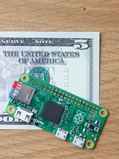 The new Raspberry Pi Zero is a US$5 computer