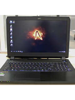 Aftershock S-15 (2015 edition) review: Great gaming notebook on a budget