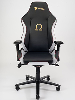 Secretlab Omega review