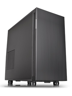 The Thermaltake Suppressor F31 is a silent, modular chassis with great water cooling support