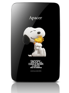 Apacer launches limited-edition Snoopy-designed devices