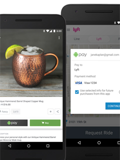 Android Pay is finally operational