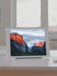 Get a mobile dual-monitor setup using Duet Display and an iPad Pro