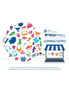 Globe myBusiness announces DigiMall: Philippines' first online bazaar
