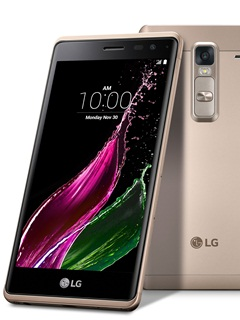 "LG's all-metal, slim ""Class"" smartphone coming to Singapore"