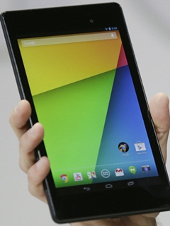 Will the Google Nexus 7 tablet be manufactured by Huawei next year?