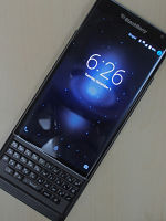 Hands-on: BlackBerry Priv, the Android-based BlackBerry smartphone