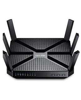 A feature on TP-Link AC3200 Wireless Tri-band Gigabit Router