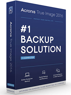 Acronis updates True Image Cloud and 2016 to let you easily free up space on your devices