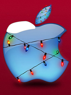 Apple dominate holiday sales, accounting for 49% of all new device activation