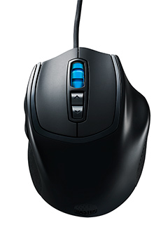 Cooler Master Xornet II gaming mouse for claw-grip players now available