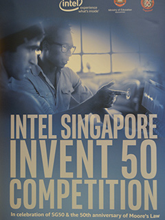 Intel Invent 50 Grand Finals: And the winner of S$10,000 is...