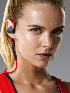 Jabra's new wireless headsets made for fitness freaks and busy execs
