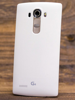 First looks: LG G4 White Gold Dual-LTE Edition is a classy companion