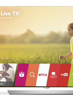 CES 2016: LG to showcase better Smart TV interface