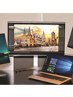 LG to show off a host of new monitors at CES 2016