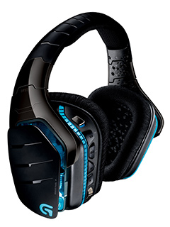 Hear your enemy from any direction with Logitech's G933 Artemis Spectrum wireless headset