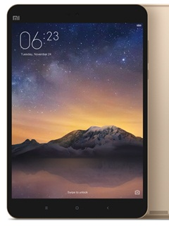 64GB Xiaomi Mi Pad 2 sold out in one minute on first day of availability in China