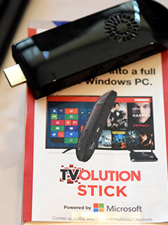 PLDT Home teams up with Microsoft to offer TVolution Stick through DSL plans