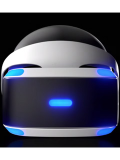 The Playstation VR is all ready to go