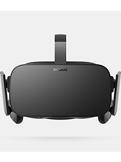 Commercial version of the Oculus Rift sent to select developers