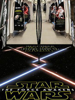 New Star Wars themed SMRT trains greeted with mixed reactions