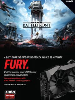 AMD extends Star Wars Battlefrond redemption offer until March 31