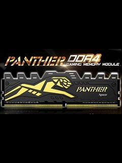 Tame your inner beast to embody the spirit of gaming with the new Panther DDR4