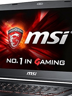 CES 2016: More MSI notebooks!