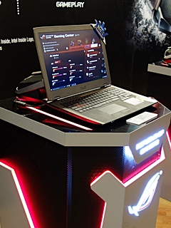 ASUS ROG GX700 Singapore launch - Meet the world's 1st liquid-cooled gaming notebook!