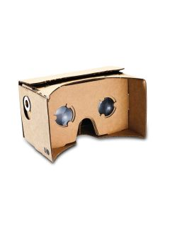 Google Cardboard: From humble beginnings