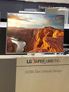 LG's 2016 4K LCD TV lineup are all about HDR